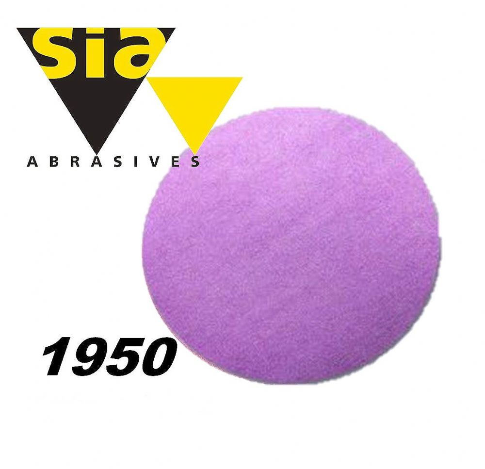 Sia Blue Line Siaspeed 1950 Velcro Sanding Disc 125mm No Hole